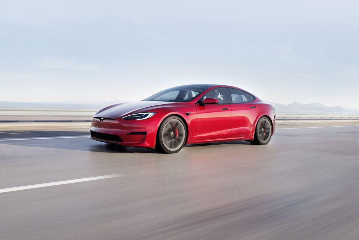 Tesla IG Metall Germania