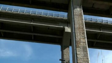 Viadotto sull'Autostrada A12
