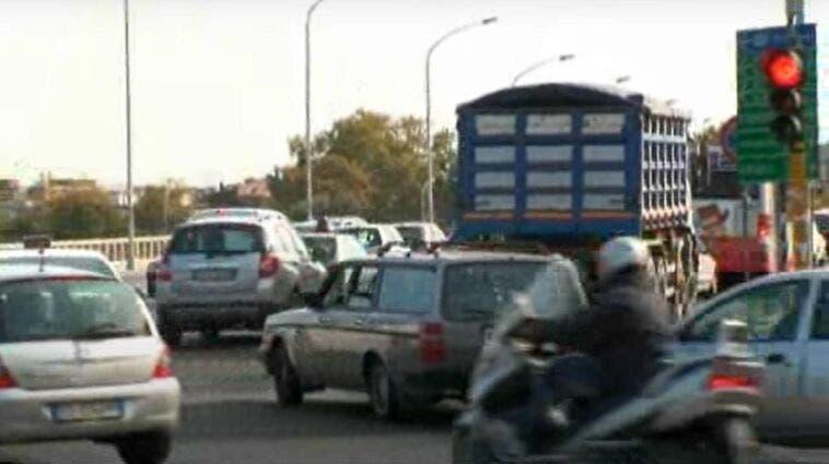 Traffico di Roma