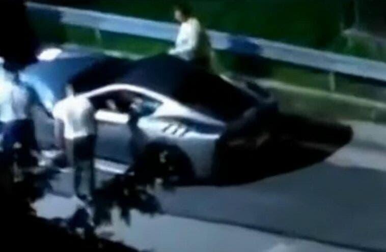 Ferrari trasloco
