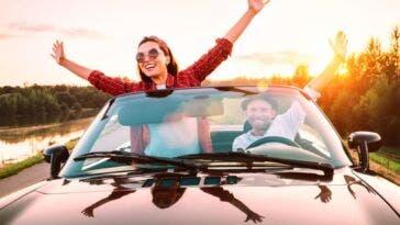 viaggiare in auto