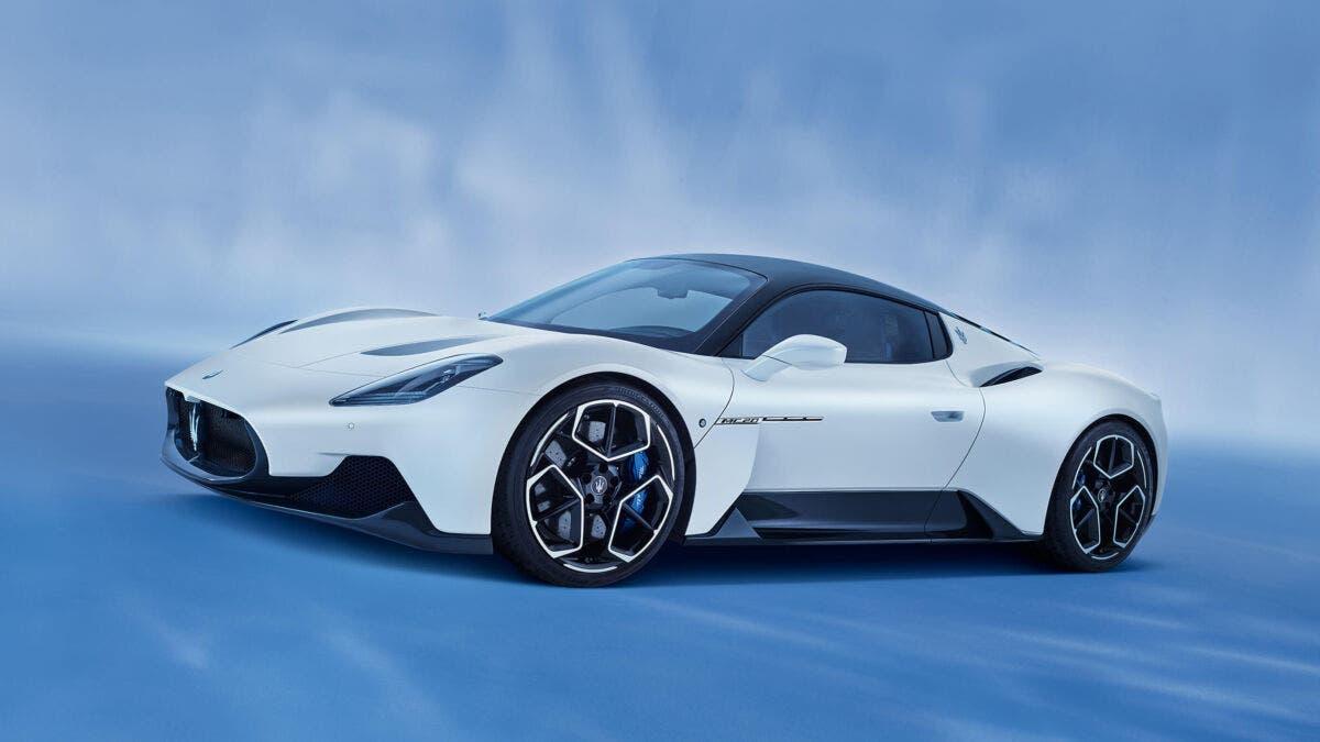 Chicago Auto Show 2021 Maserati