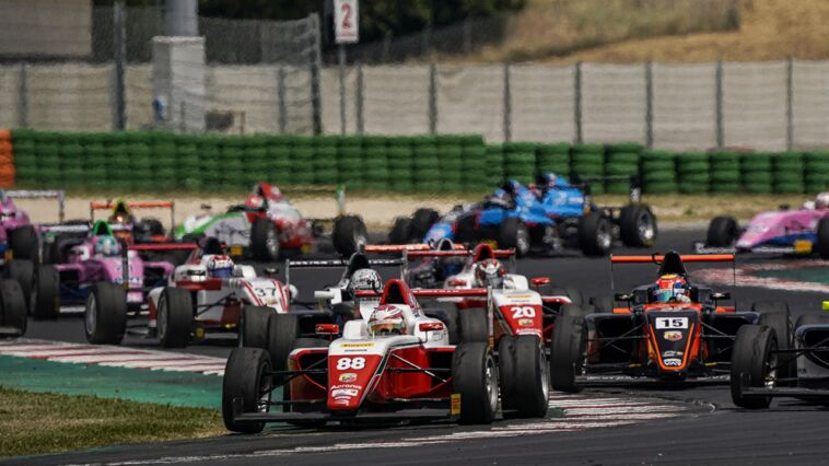 ADAC Formel 4 Powered by Abarth Red Bull Ring