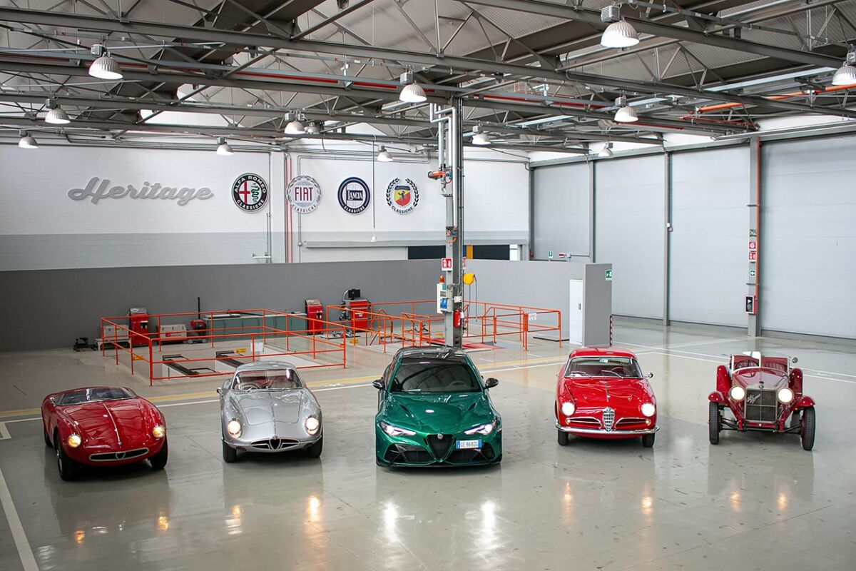Alfa Romeo 1000 Miglia 2021 equipaggio