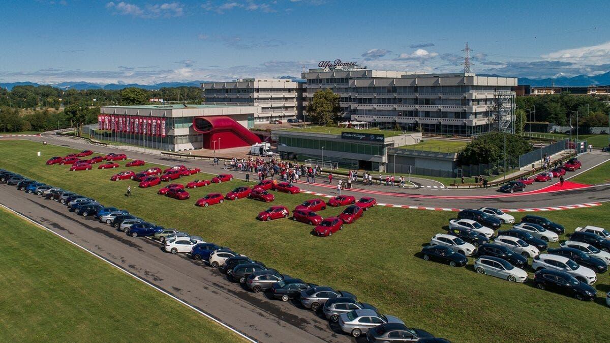 Alfa Romeo 111 anni
