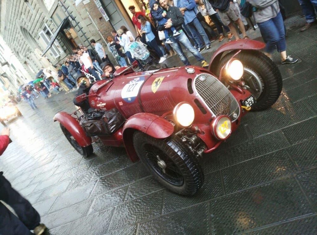 Alfa Romeo 8C 2900 A Botticella