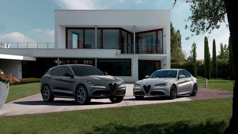 Alfa Romeo Giulia e Stelvio Web Edition