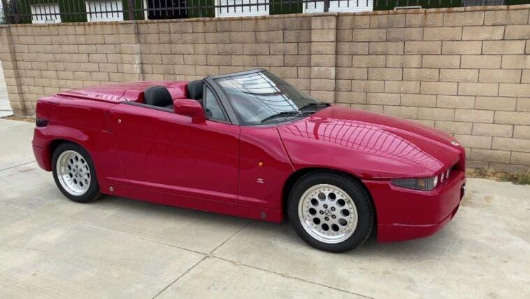 Alfa Romeo RZ Doung DeMuro