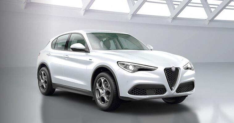 Alfa Romeo Stelvio 349 euro giugno