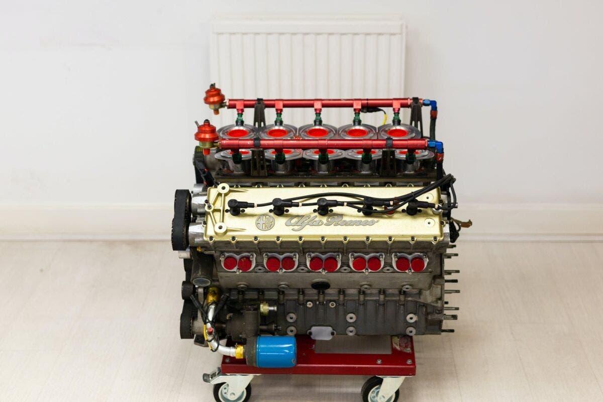 Alfa Romeo V1035 F1 asta
