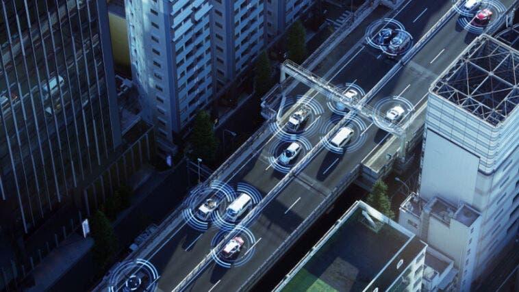 Auto a guida autonomia studio