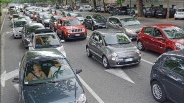 Auto parco circolante italiano