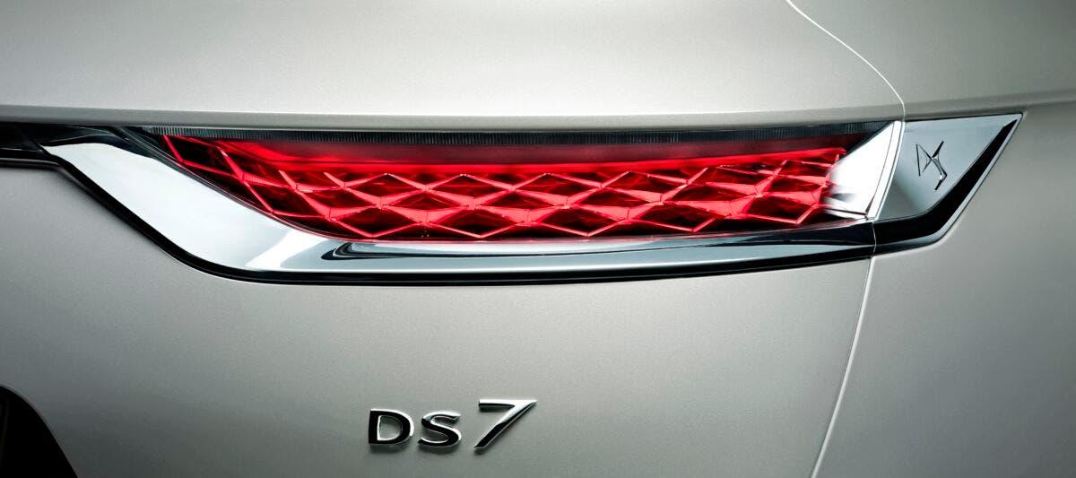 DS 7 Crossback personalizzazioni