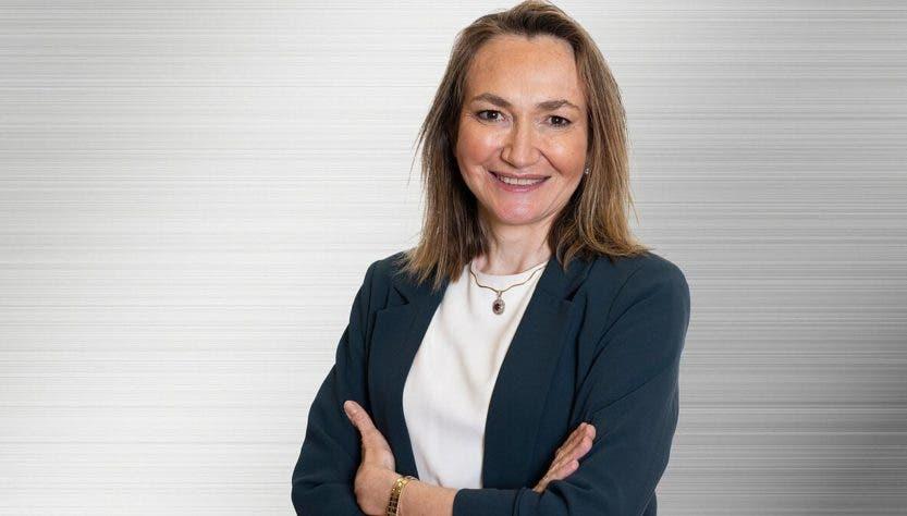 Estefana Narrillos, Vice President of Accounts for Stellantis in tutta Europa