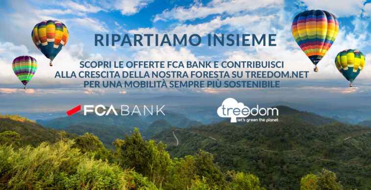 FCA Bank Ripartiamo insieme