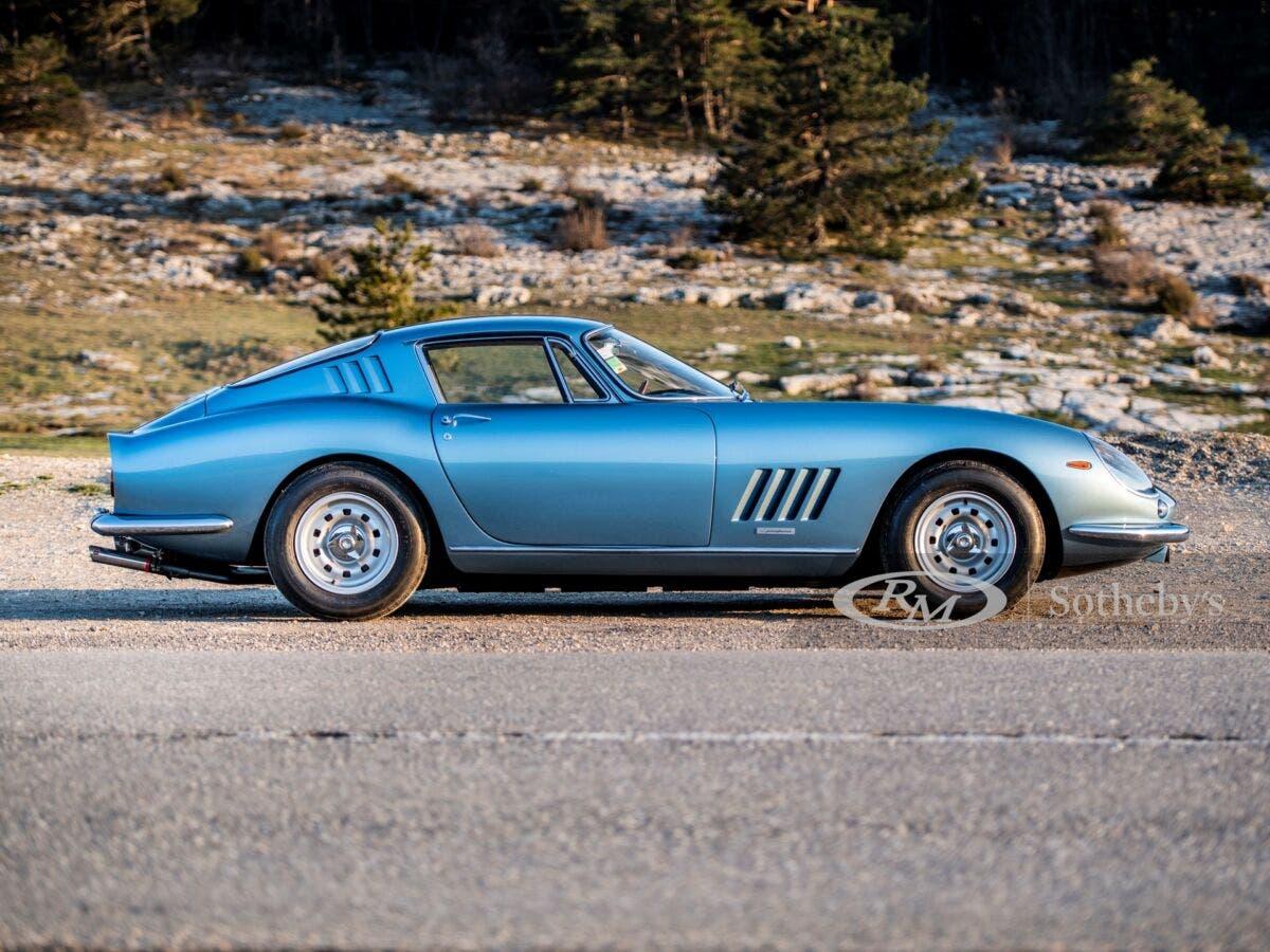 Ferrari 275 GTB 1966 Jane Fonda asta