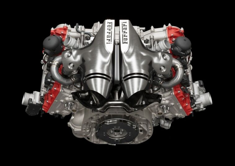 Ferrari 296 GTB cinque caratteristiche chiave