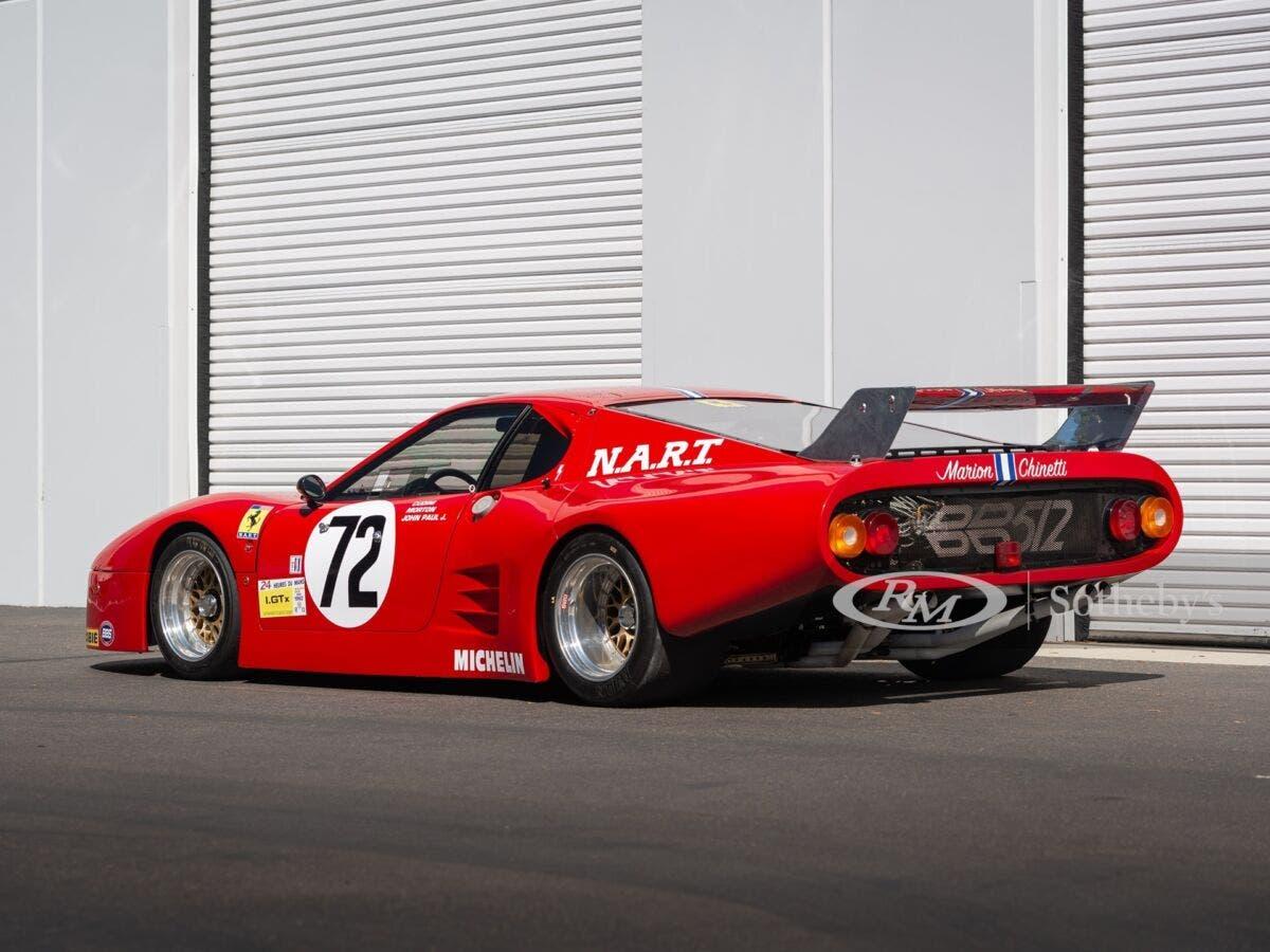 Ferrari 512 BB/LM Serie 3 1981