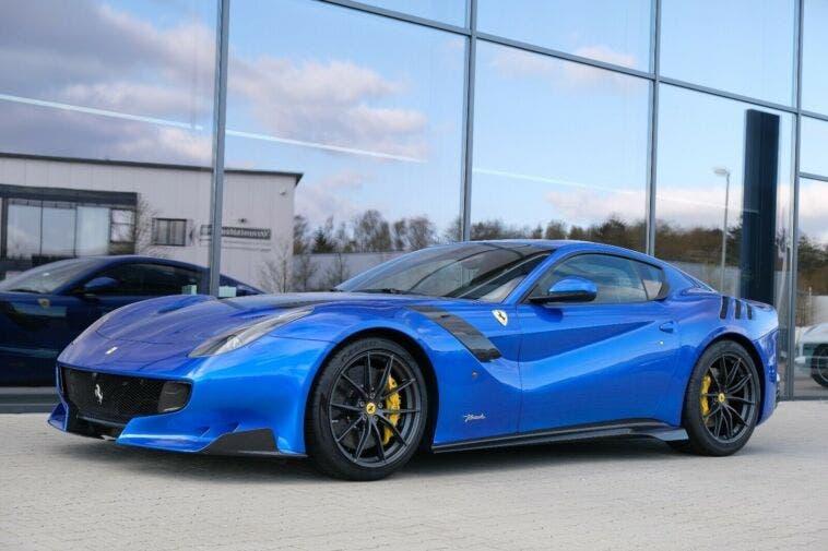 Ferrari F12tdf primo esemplare