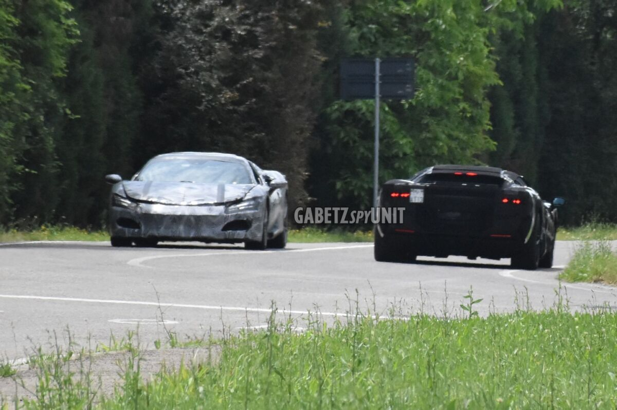 Ferrari F171 Ibrida