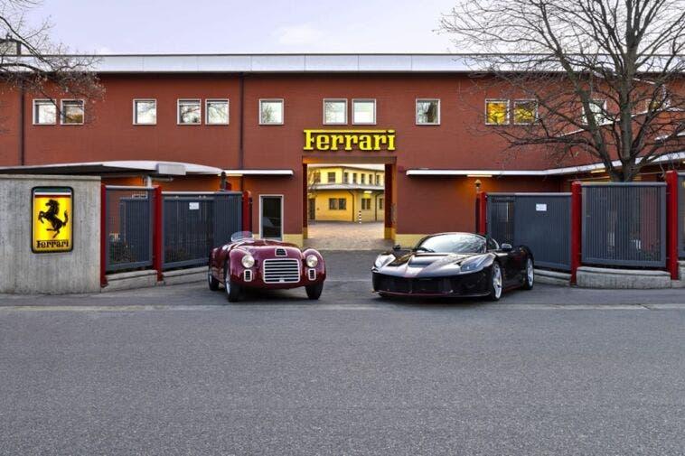 Ferrari somministrazione vaccino anti-covid dipendenti