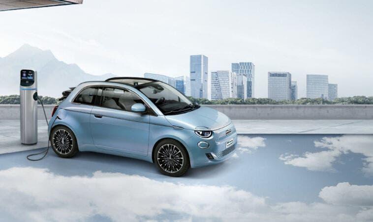 Fiat 500 Elettrica finanziamento Go Easy