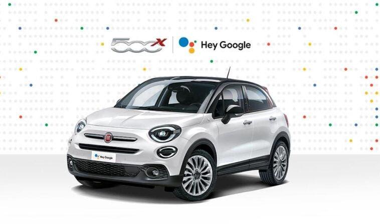 Fiat 500X Cult promo giugno 2021