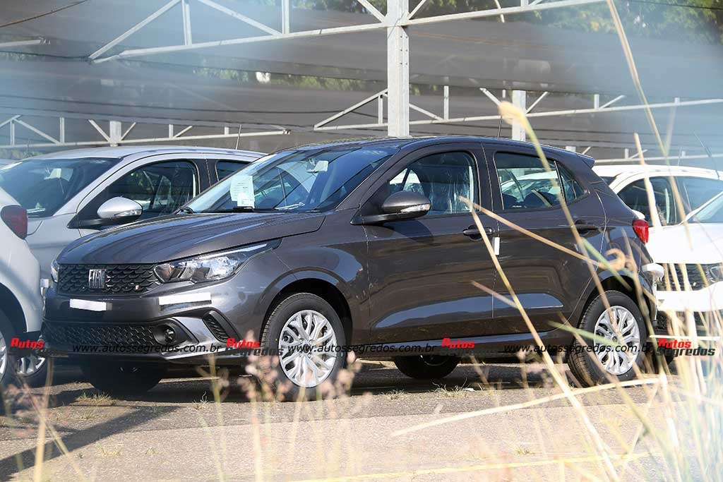 Fiat Argo Drive 1.0 2022 foto Betim