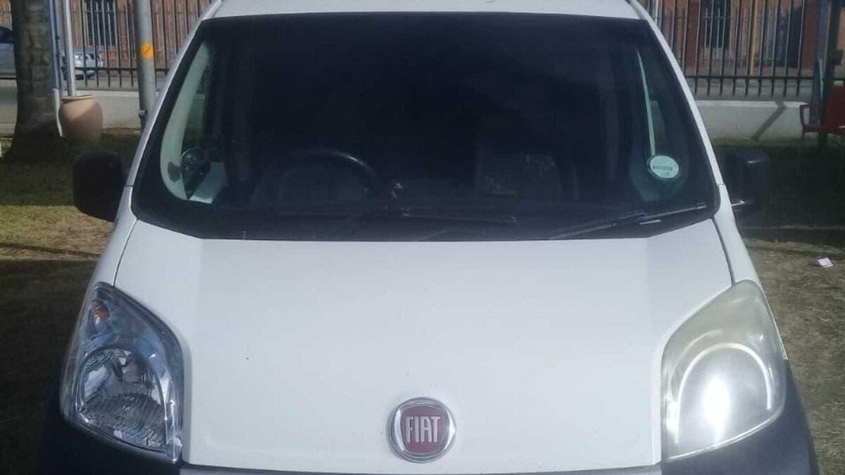 Fiat Fiorino 2007 Sudafrica