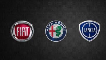 Fiat, Lancia e Alfa Romeo