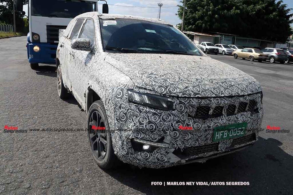 Jeep Commander 2022 produzione agosto