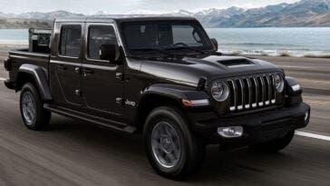 Jeep Gladiator Overland leasing professionisti