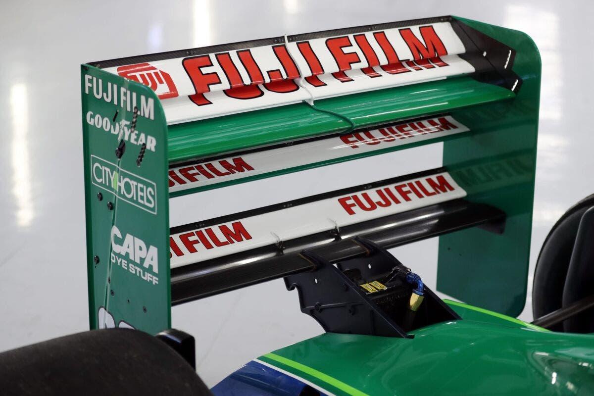 Jordan 191 Michael Schumacher