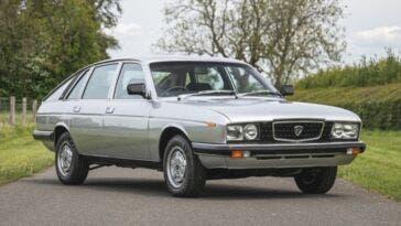 Lancia Gamma 1976 asta