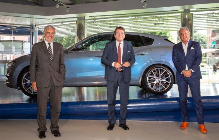 Maserati Expo 2020 Dubai