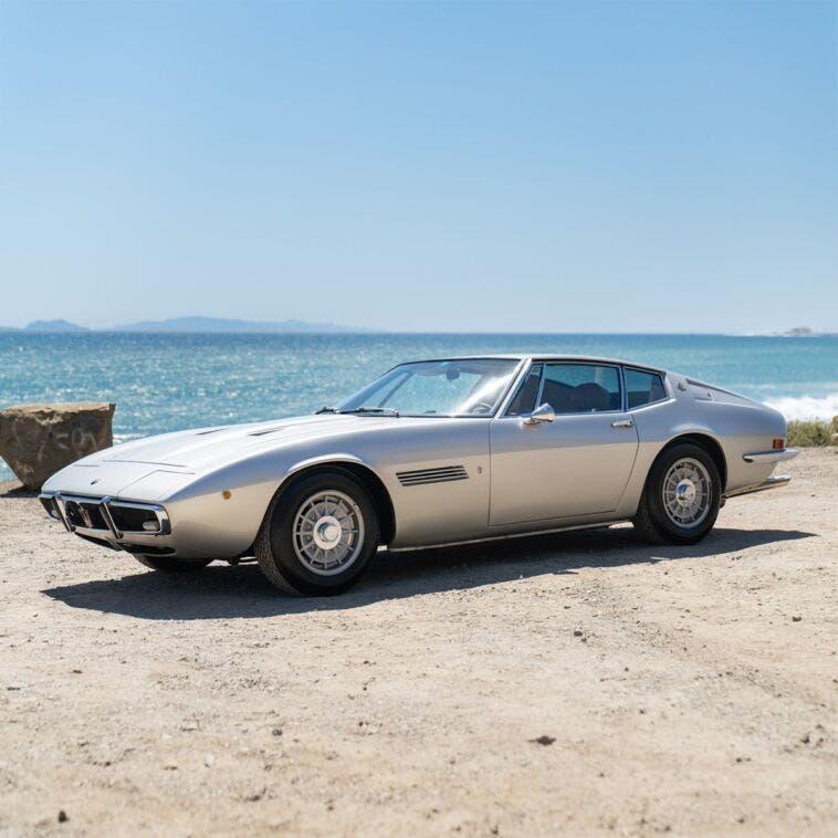 Maserati Ghibli 4.9 SS Coupé