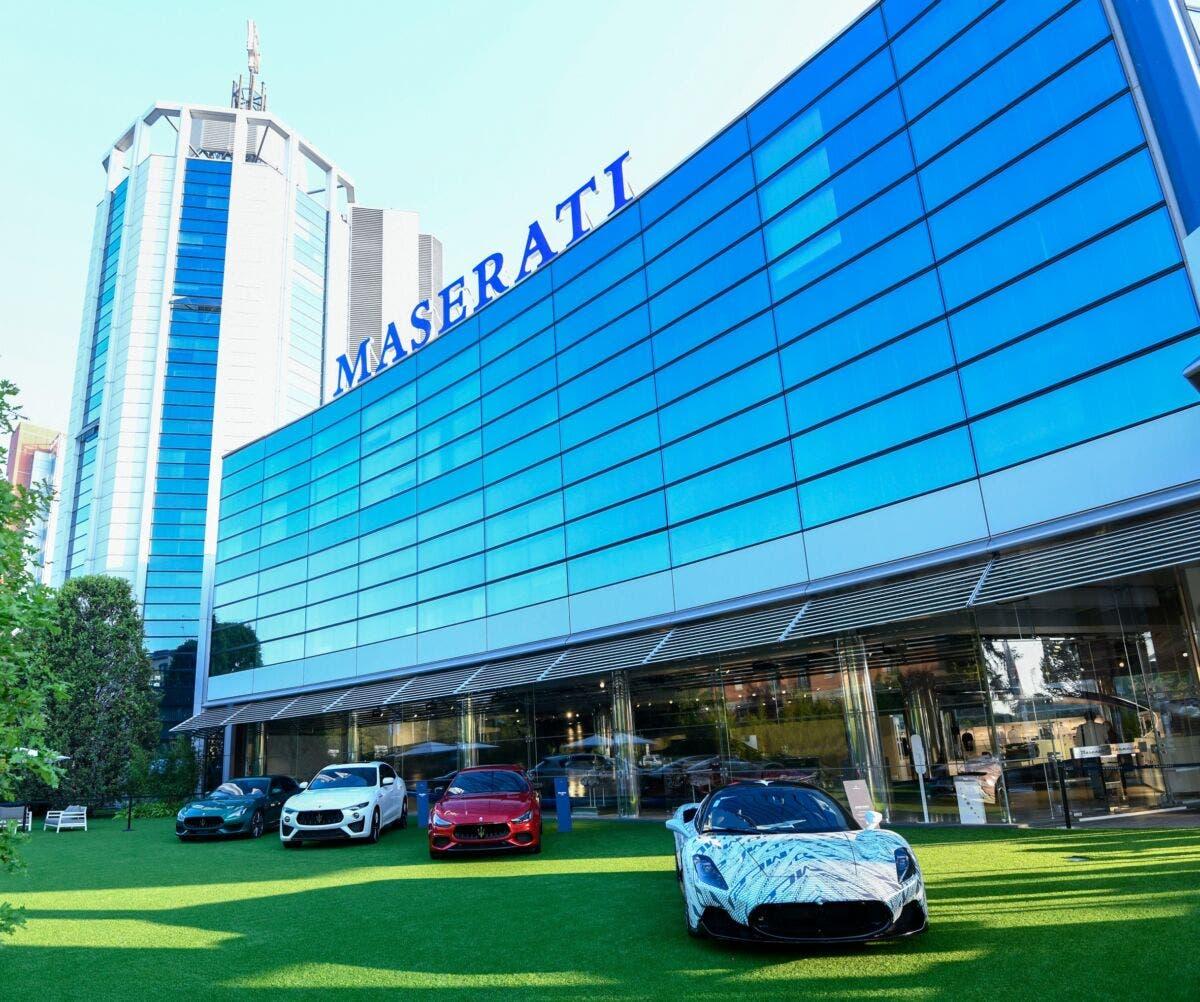 Maserati Motor Valley Fest 2021