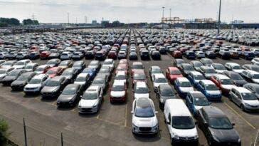 Mercato auto in Europa maggio 2021 vendite