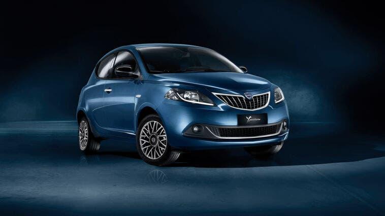 Nuova Lancia Ypsilon Hybrid Silver promozione