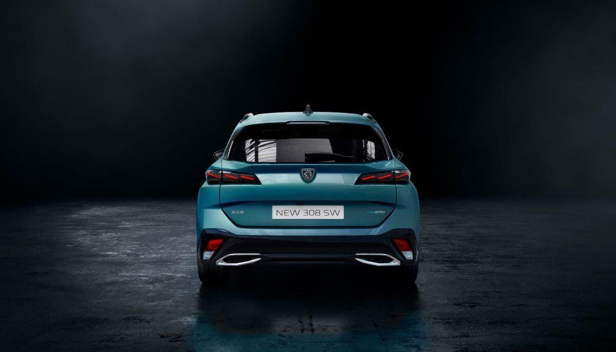 Nuova Peugeot 308 SW terza generazione