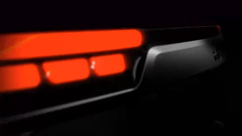 Nuovo Jeep Commander teaser