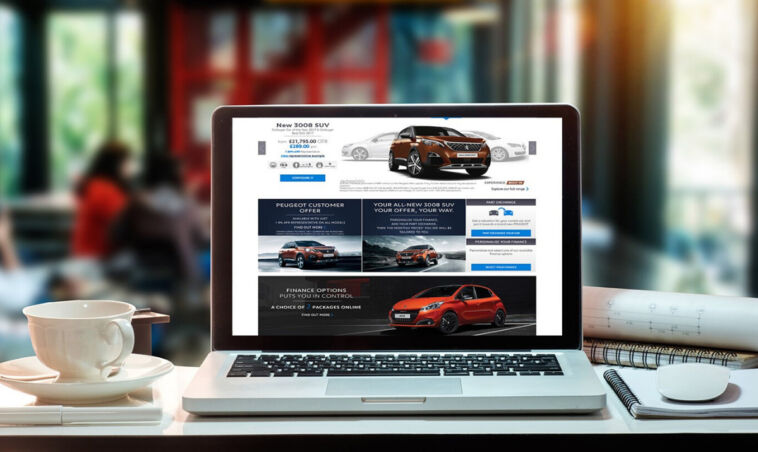 Vendite online auto