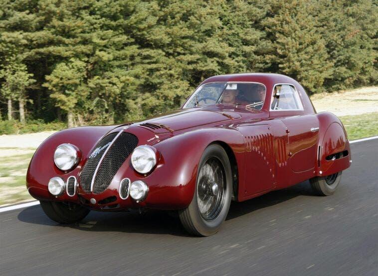 Alfa Romeo 8C 2900 B Le Mans