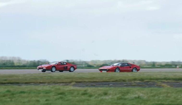 Ferrari Testarossa e 308 GTS
