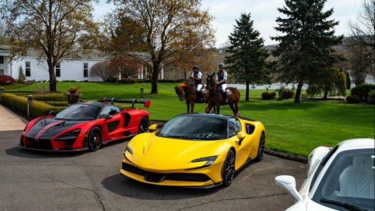 Concorso Ferrari & Friends