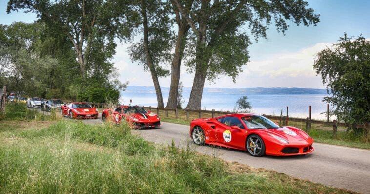 Ferrari Tribute to 1000 Miglia 2021
