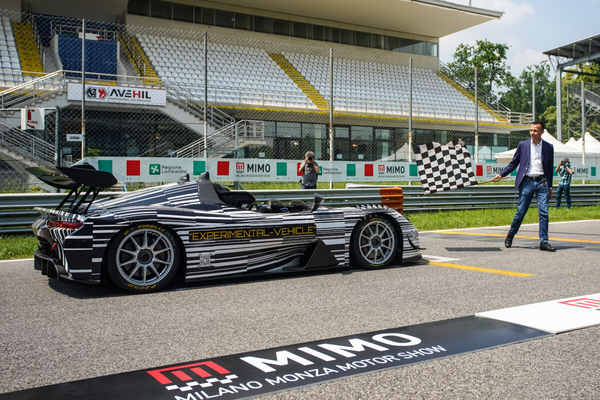 Milano Monza Motor Show 2021