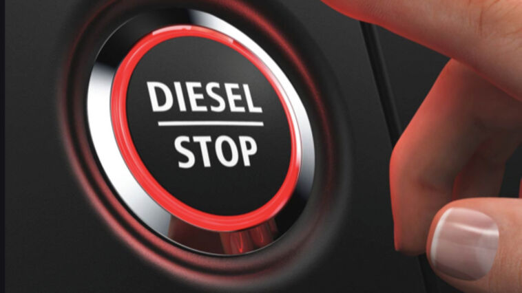 stop benzina e diesel