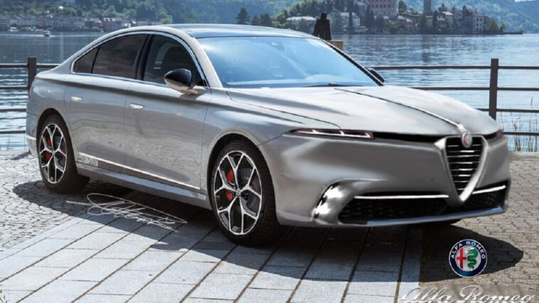 Nuova Alfa Romeo 166