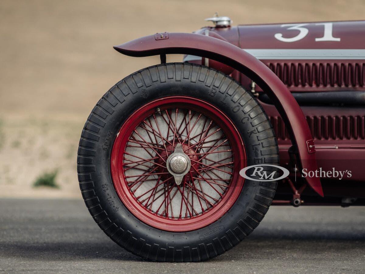 Alfa Romeo 8C 2300 Monza 1932 asta